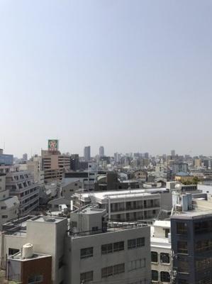 【展望】JP RESIDENCE 大阪城東Ⅱ