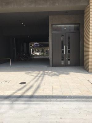 【エントランス】JP RESIDENCE 大阪城東Ⅱ