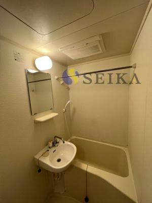 【浴室】リバーエイト