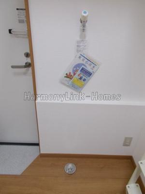 フェリススマートの室内洗濯機置き場★(同一仕様写真)