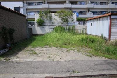 【外観】【売地】河西中学校区・56432