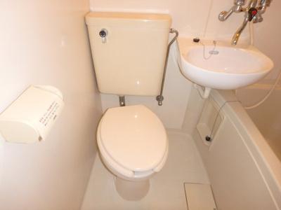 【トイレ】コーポウィステリア