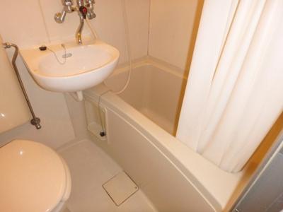 【浴室】コーポウィステリア