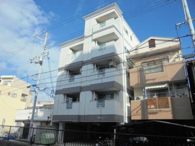 【外観】駒川駅前ビル