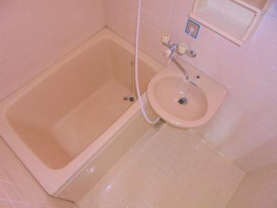 【浴室】駒川駅前ビル