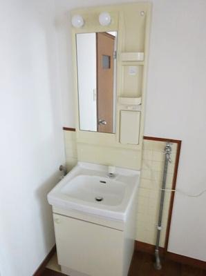 【独立洗面台】ひばり荘アパート