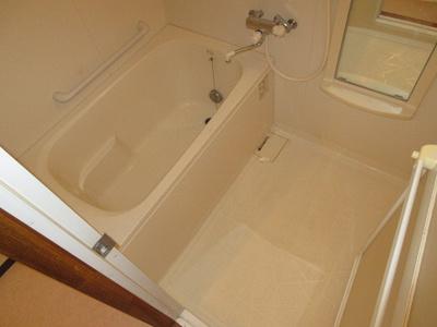 【浴室】レジデンス若松