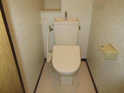【トイレ】レジデンス若松