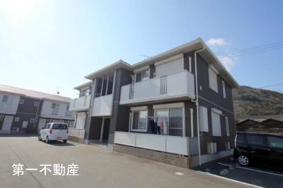 【駐車場】シャーメゾン高田井B