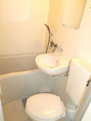 【浴室】ドミール若葉