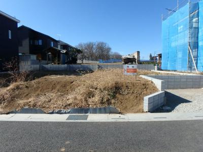 【外観】東松山市野田分譲地