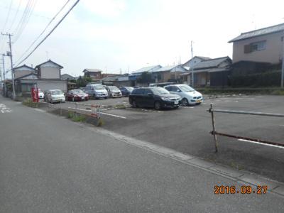【外観】アンフィニ下台池前駐車場