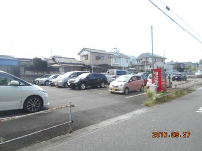 【周辺】アンフィニ下台池前駐車場