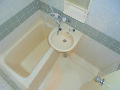 【浴室】SKハイツ照ヶ丘