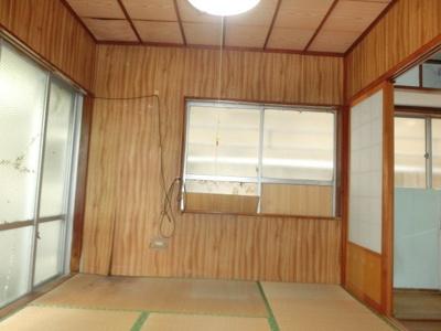 【和室】宇良アパート