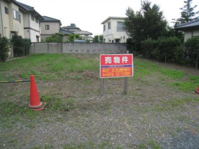 【外観】藤岡市立石の売地