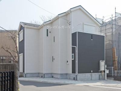 【外観】クレイドルガーデン 横浜市中区滝之上第1