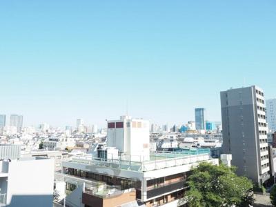 HF早稲田レジデンスⅡの展望