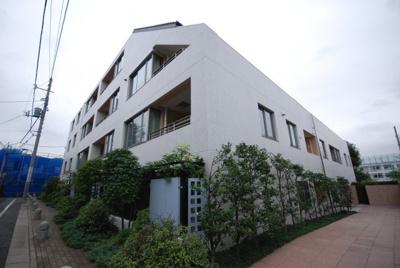 【外観】目黒諏訪山パークハウス