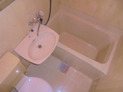【浴室】ローズレジデンス矢田
