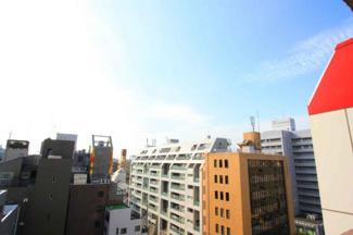 9階高層階ですので採光通風眺望良好です♪