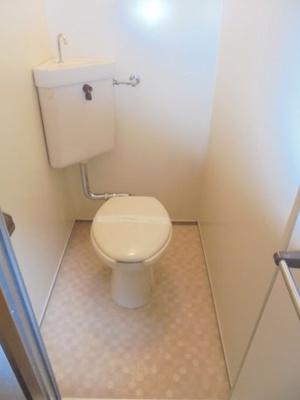 【トイレ】グロー駒川中野