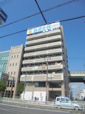 【外観】グロー駒川中野