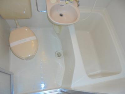 【浴室】ハイム23