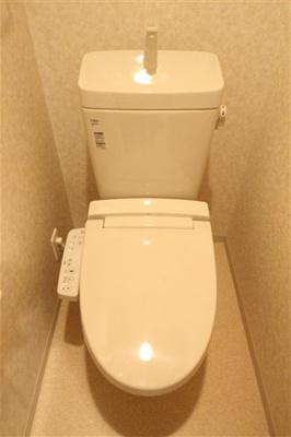 【トイレ】Luxe天神橋