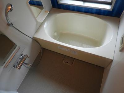 【浴室】ベルファース立売堀