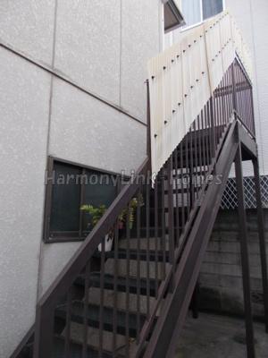 ハタノハウスの階段★