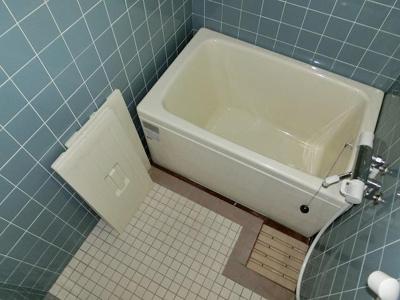 【浴室】江川コーポ