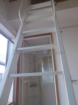 フェリスオーブの梯子☆