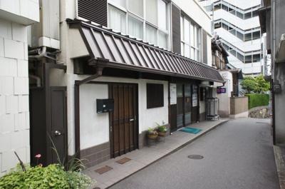 【外観】宮本町貸店舗