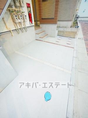 【エントランス】ハーモニーテラス北小岩Ⅳ