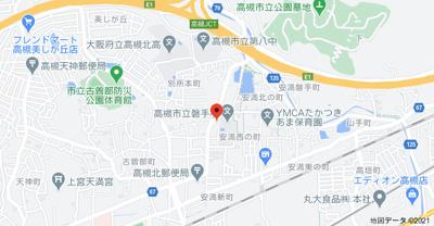 【地図】明和荘 (株)Roots