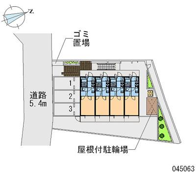 【区画図】青砥坂