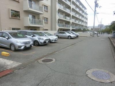 【現地写真】 現地駐車場です♪