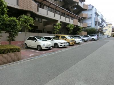 【現地写真】 駐車場♪
