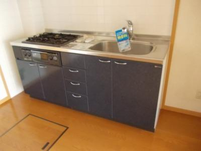 【キッチン】コーポ篠山