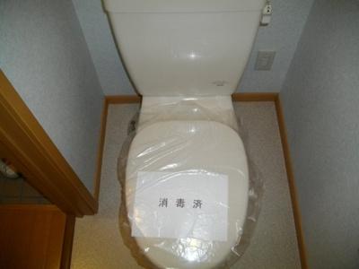 【トイレ】コーポ篠山