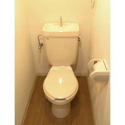 【トイレ】エクレール六甲
