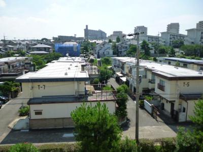 【展望】松が丘住宅10号棟