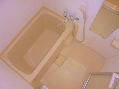 【浴室】ハイツ510