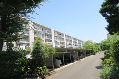 【外観】多摩川住宅ハ2