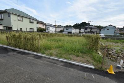 【外観】鎌倉市腰越2丁目 売地 区画1