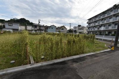 【外観】鎌倉市腰越2丁目 売地 区画2
