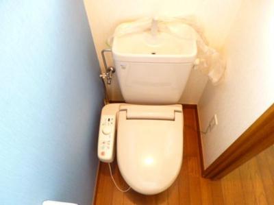 【トイレ】シャトーブルー