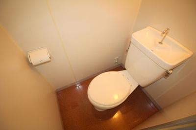 【トイレ】RIGEL岡町