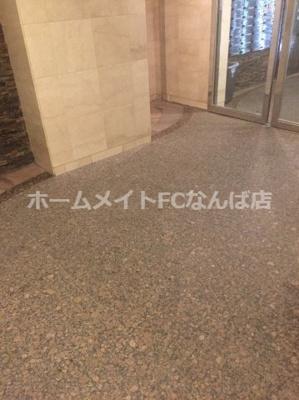 【ロビー】クレアート難波南イービス